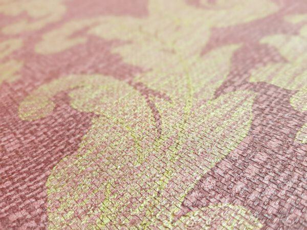 paars-goud-barok-behang