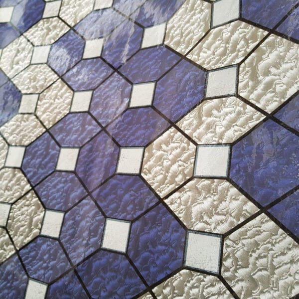 blauw-raamfolie-statisch-tegel-mozaik2