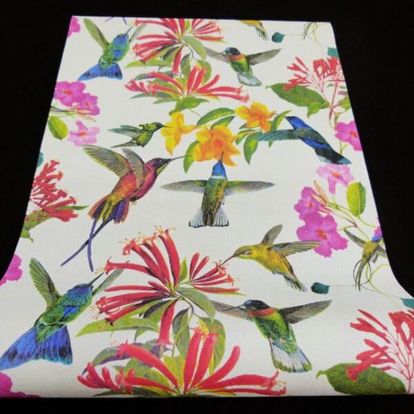 behangpapier vogels