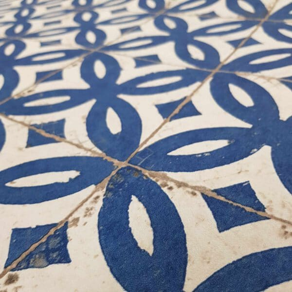 524796-tegel-vliesbehang-blauw