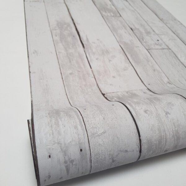 49796 houtstructuur behang