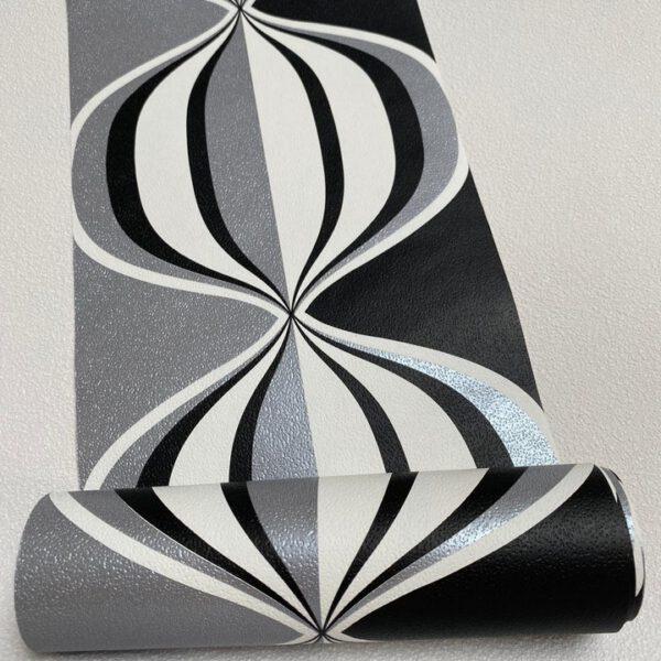 zwart-grijs-behangrand-retro