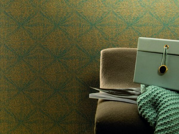 grafisch-retro-behang-groen-308322