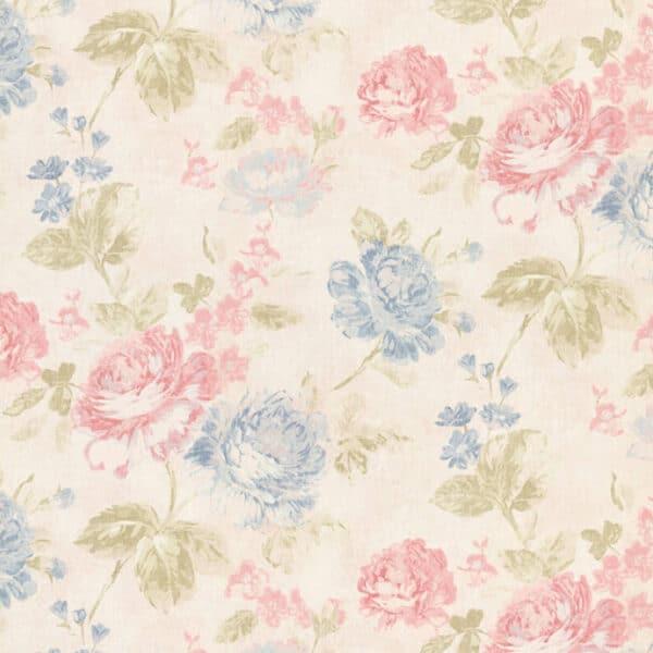 grote-bloemen-behang-34773-1-blauw-rood