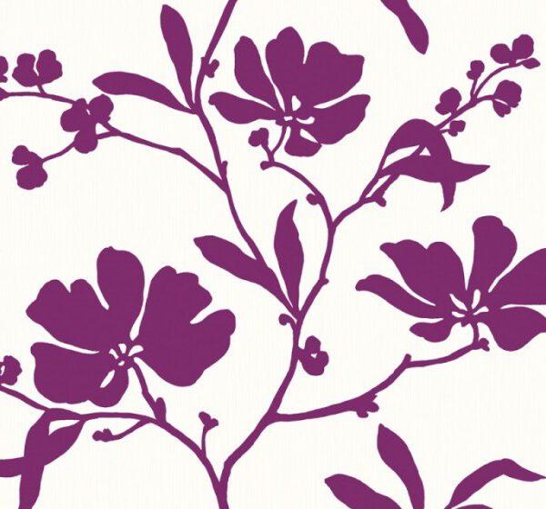 227829_behang_bloemen_paars