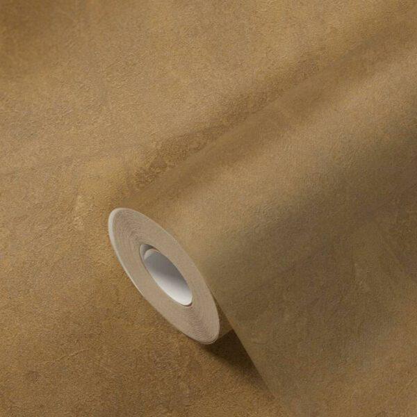 luxe-vliesbehang-bruin-306533-rol